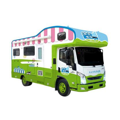 冰点先生冰淇淋车